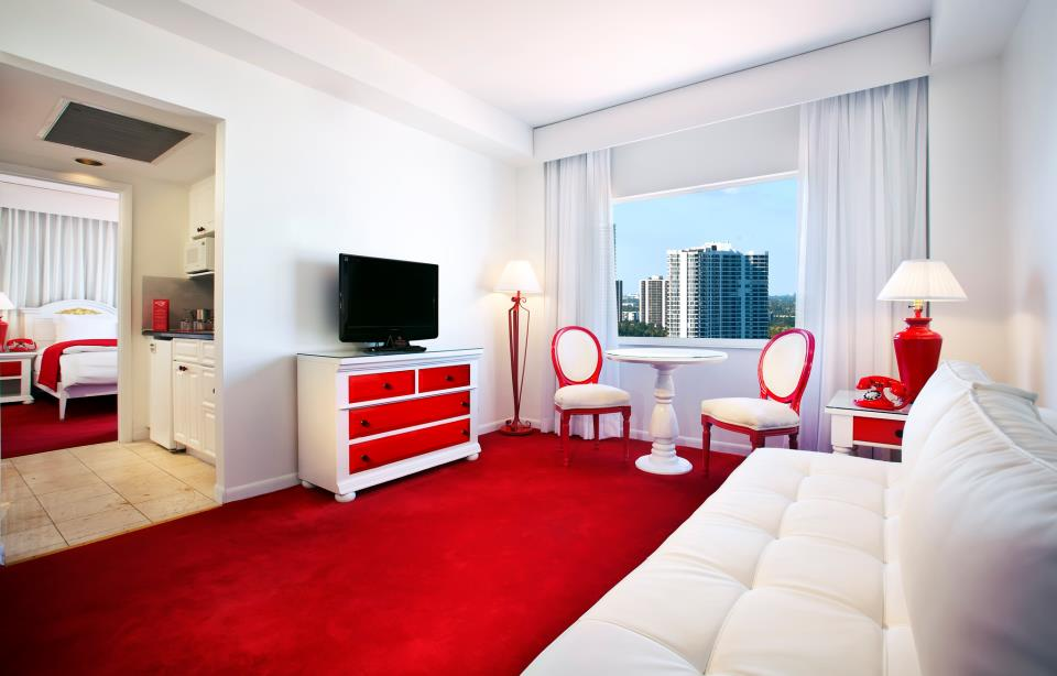Beautiful Hotel - Red South Beach