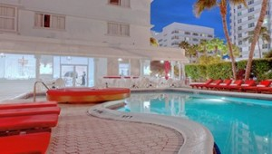Boutique hotels in South Beach
