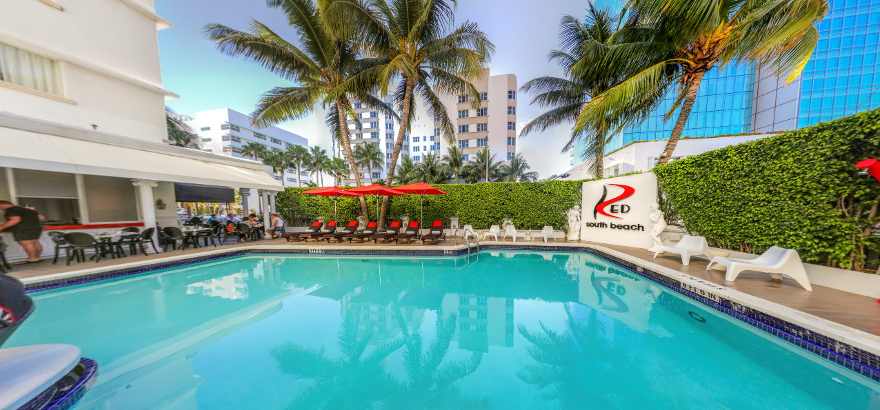 The Red South Beach Hotel Experience Miami