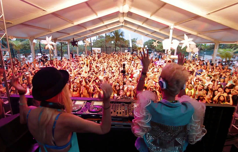 Best Beach Clubs In South Miami